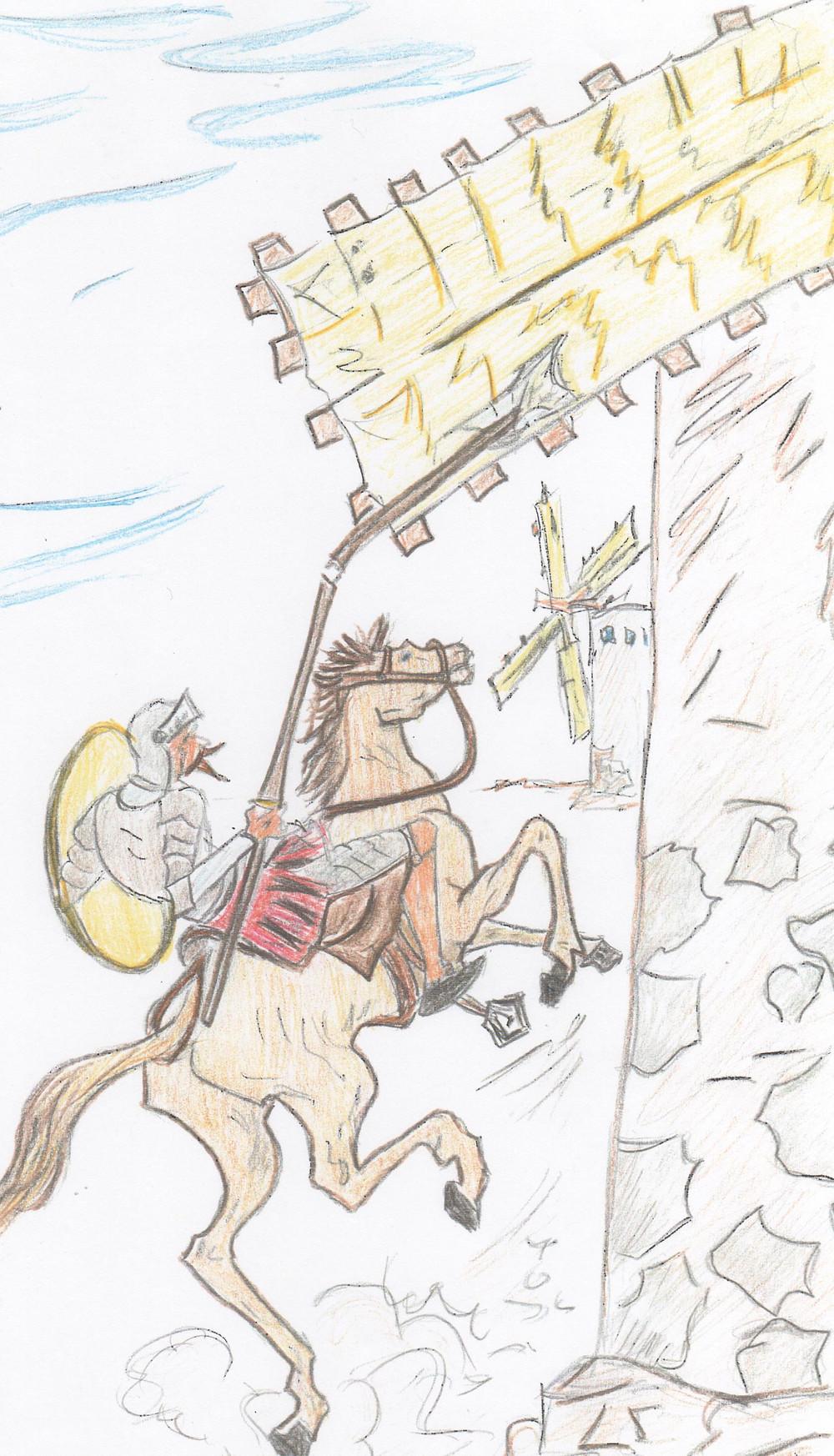 Dibujo original de LAURA NEIRA.