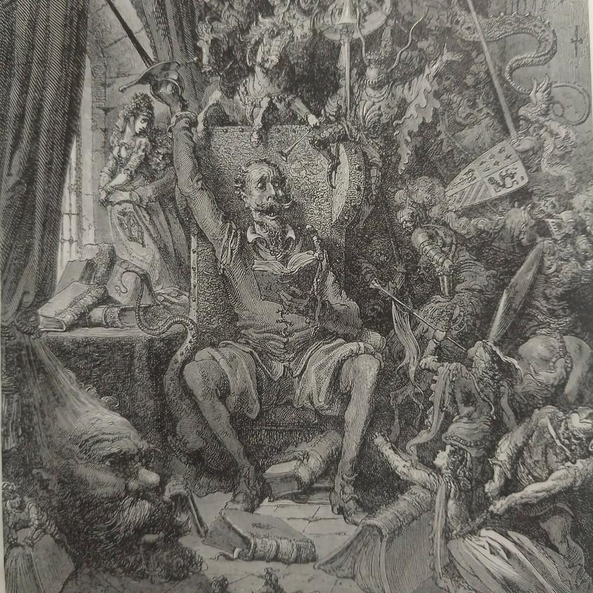 Quijote I, 1