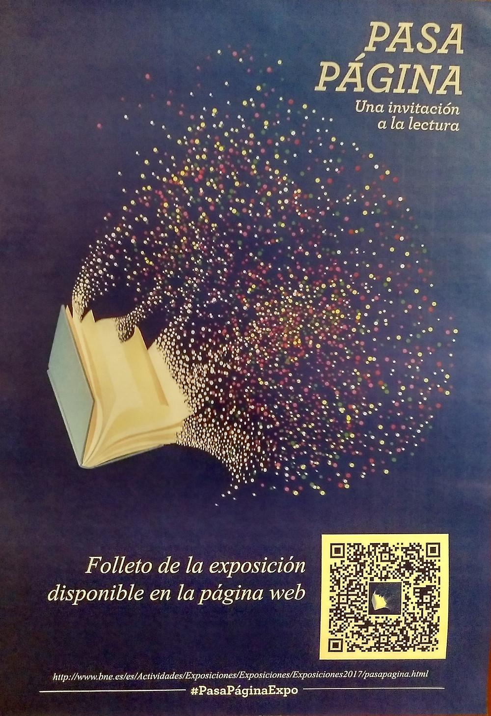 Exposición Pasa Página. GUÍA DIDÁCTICA.