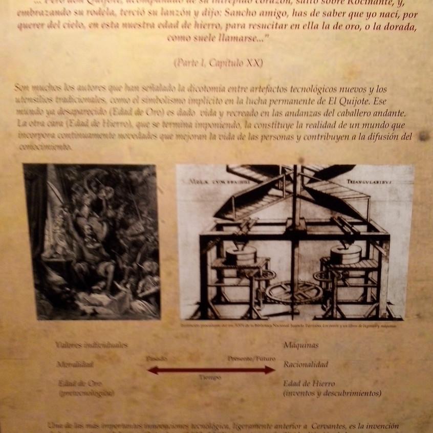 Cervantes. Ciencia en el Quijote 5