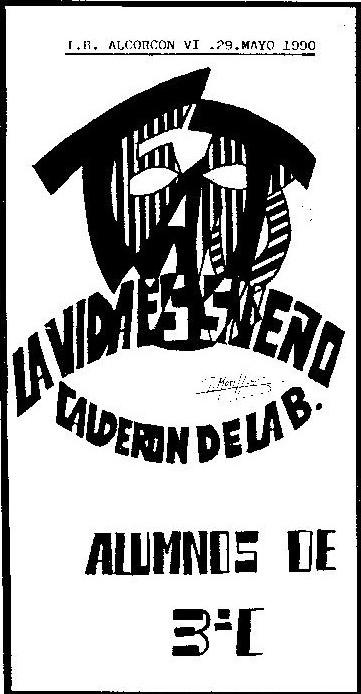 La_vida_es_sueño_3º_BUP_I.B
