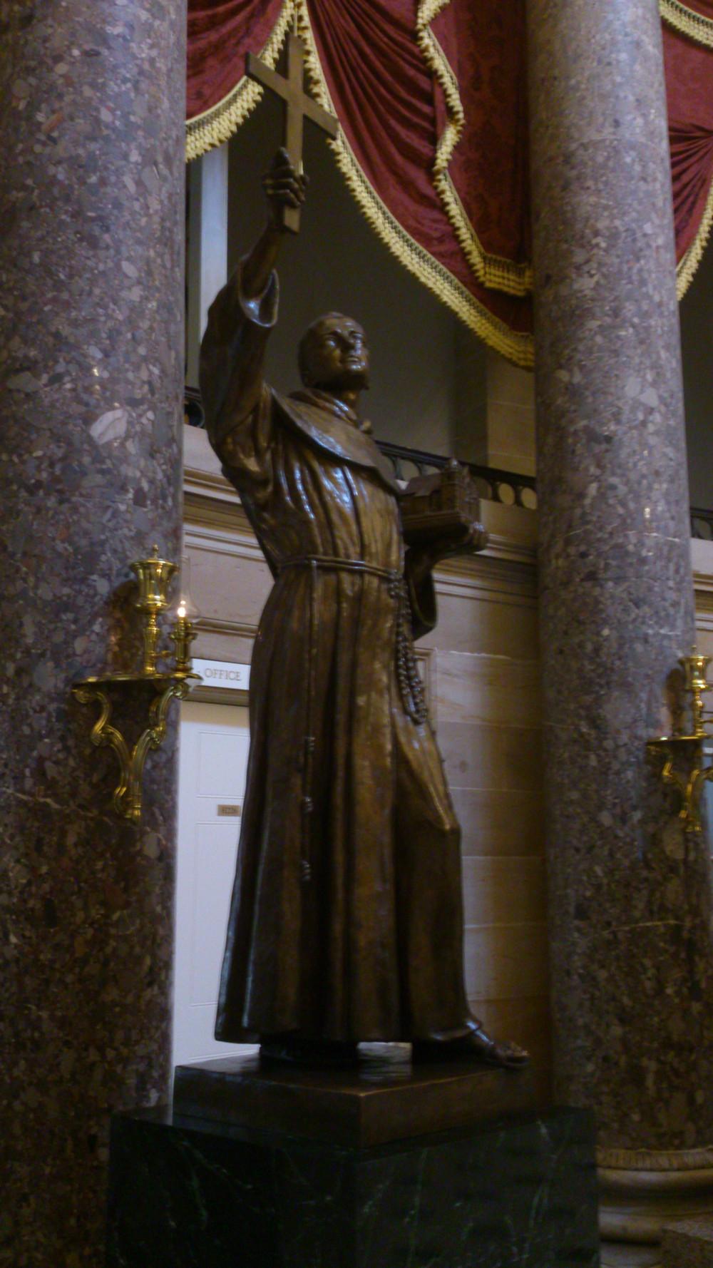 Foto de José María Callejas Berdonés. Congreso de los Estados Unidos. Diciembre de 2013.