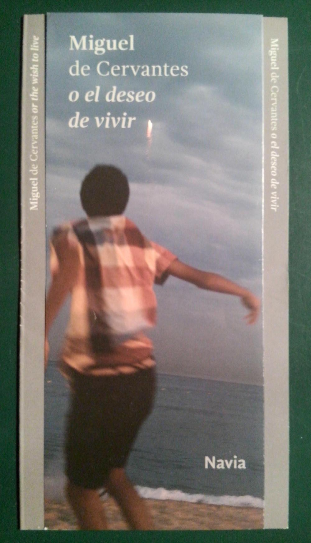 Exposición fotografía y entrevista de José Manuel Navia sobre los viajes de Cervantes.