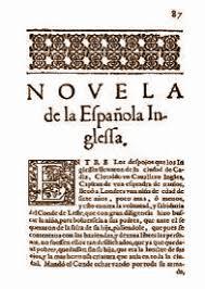 Texto de La española inglesa de la Biblioteca Virtual Miguel de Cervantes.