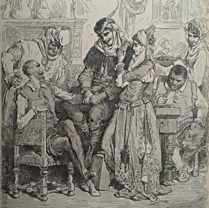 Quijote II, 2