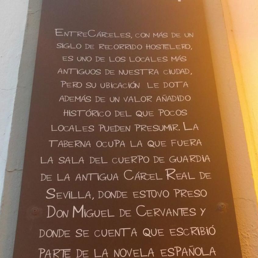 Don Quijote en el alma sevillana.
