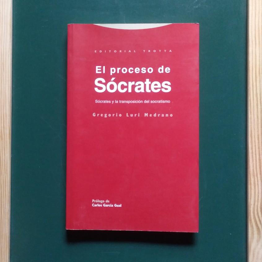 El proceso a Sócrates