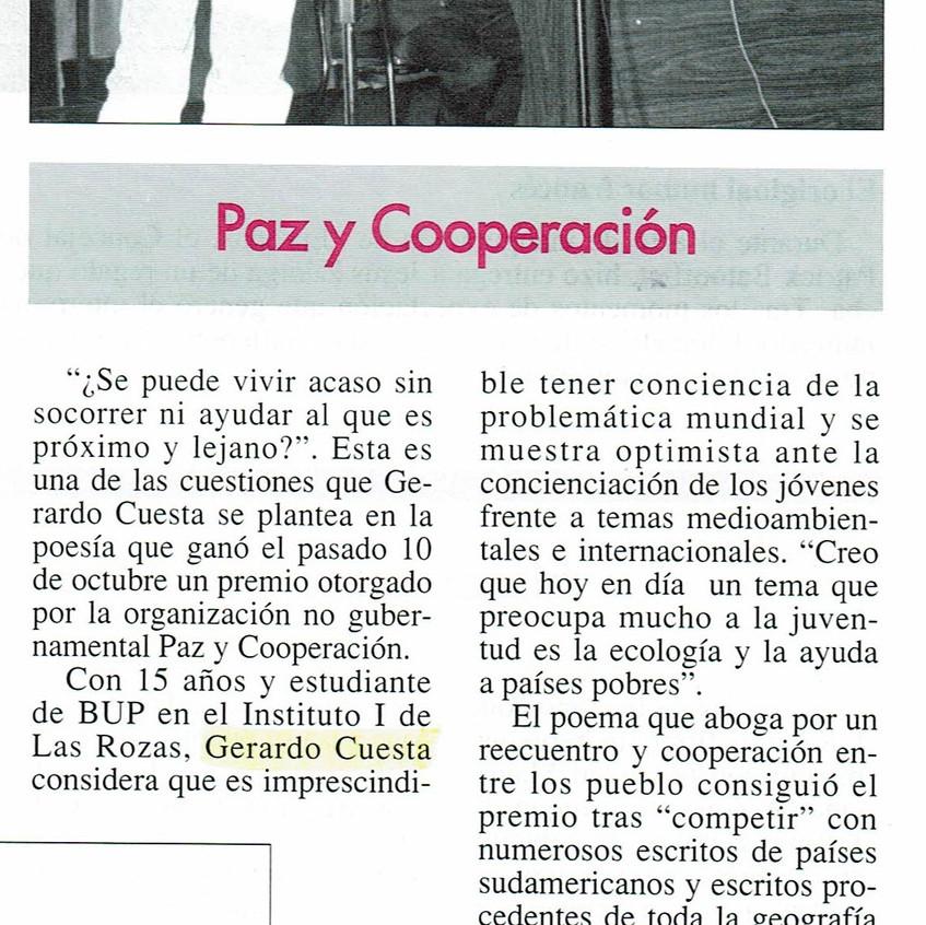 G. Cuesta. Las Rozas I. 1992