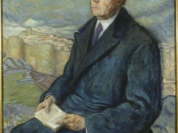 Homenaje al pequeño filósofo, José Martínez Ruiz, Azorín, con motivo del 50º aniversario de su muert