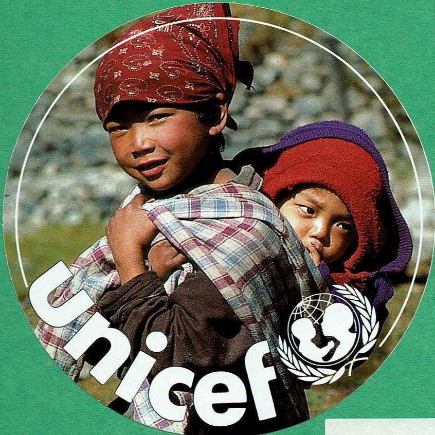 Solidaridad con la infancia. UNICEF.