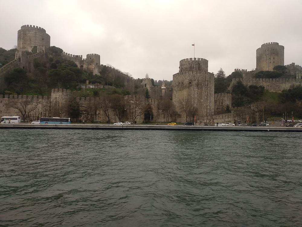 Fortaleza desde la que se conquistó Constantinopla en 1453.
