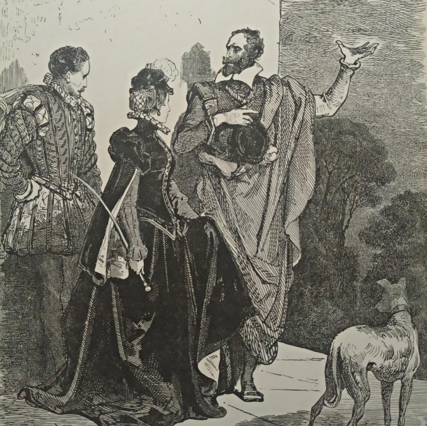 Quijote II, 7