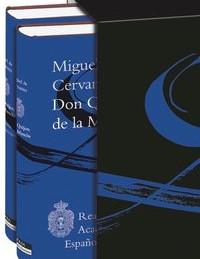 Don Quijote de la Mancha. Miguel de Cervantes Saavedra. Edición de la Real Academia Española. El Qui