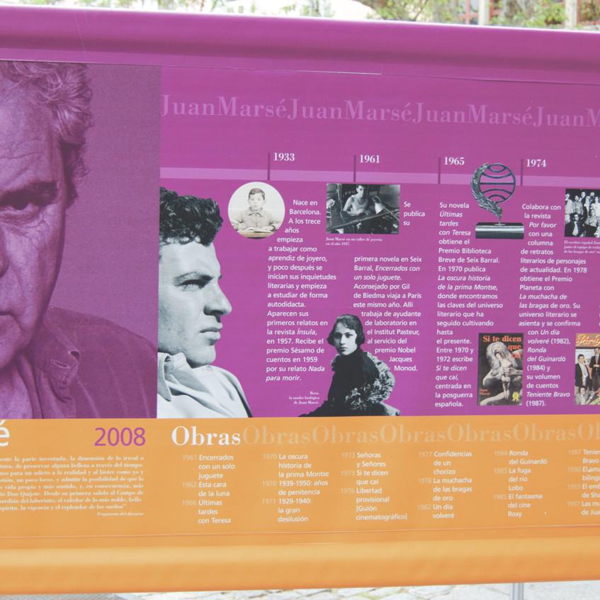 Z.6 Juan Marsé 2008