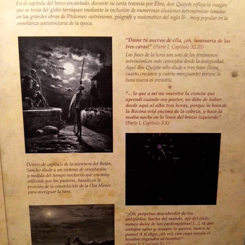 Cervantes. Ciencia en el Quijote 4