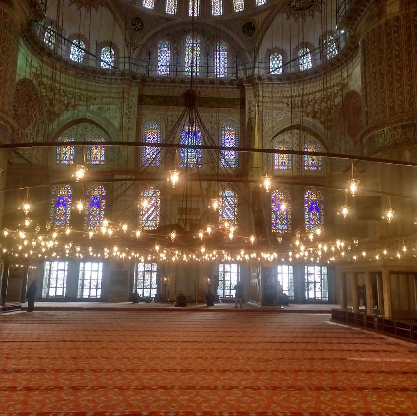 Mezquita Azul Estambul 2018. 2