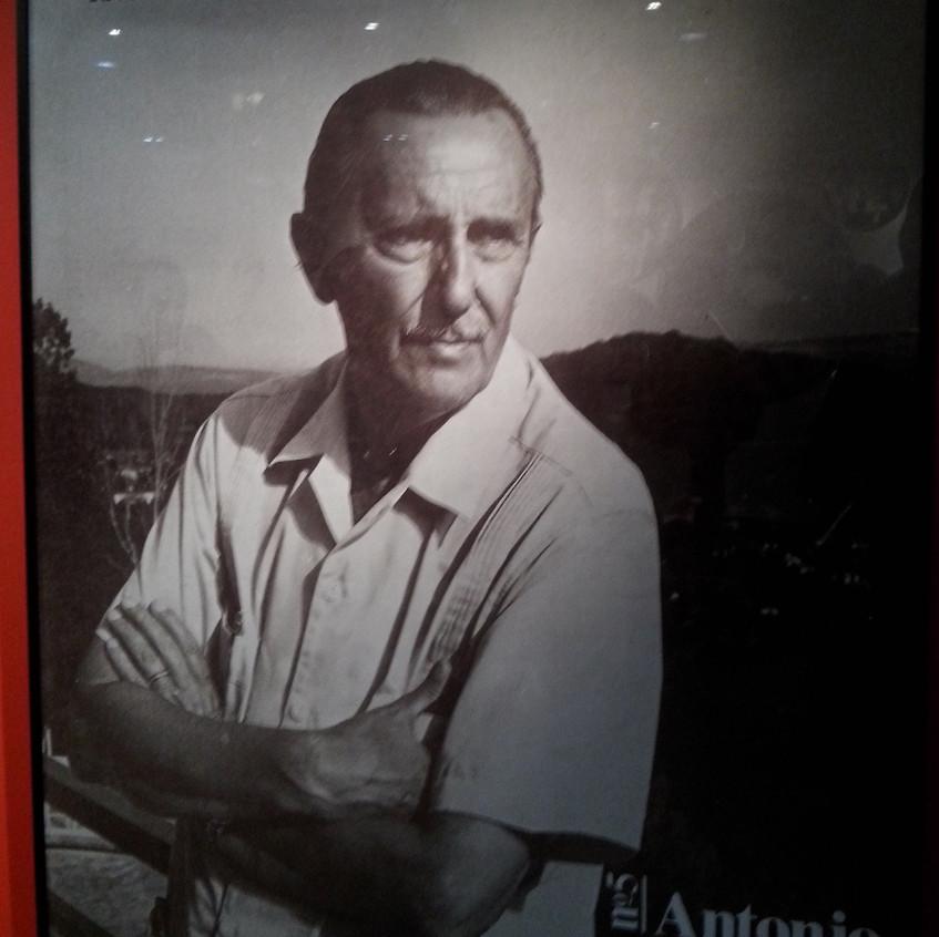 Antonio Buero Vallejo. Sala Berlanga