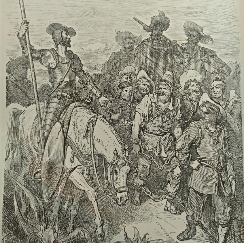 Quijote I, 7