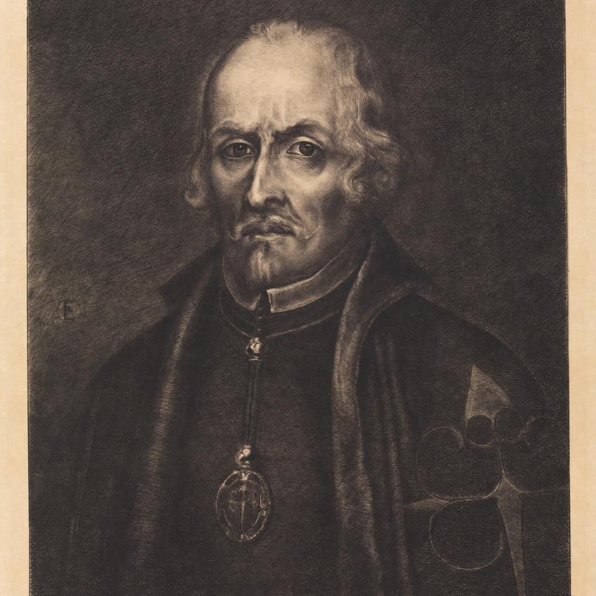Pedro Calderón de la Barca en la BNE