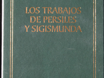 Los trabajos de Persiles y Sigismunda. Miguel de Cervantes. IV centenario de la publicación de su ob