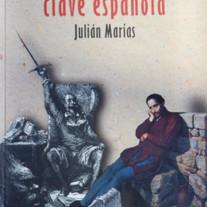 <Cervantes clave española>. Julián Marías.