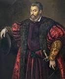 Duque de Ferrara. Alfonso II d'Este (1533-1597). Príncipe de las letras en el Renacimiento.