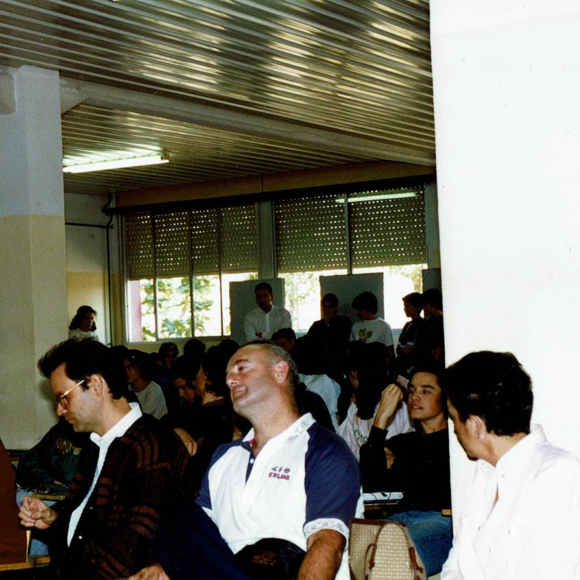 Salón de actos Rozas 1. 1994-95. D