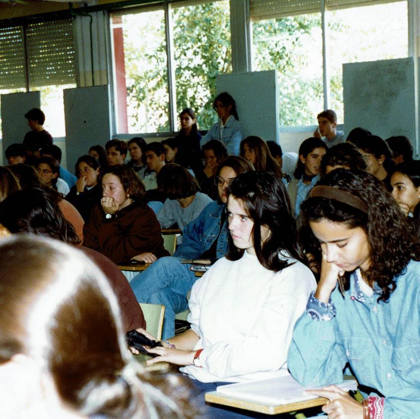 Salón de actos Rozas 1. 1994-95. B
