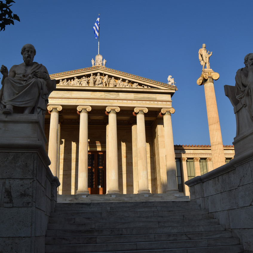 Academia_Platón_Atenas