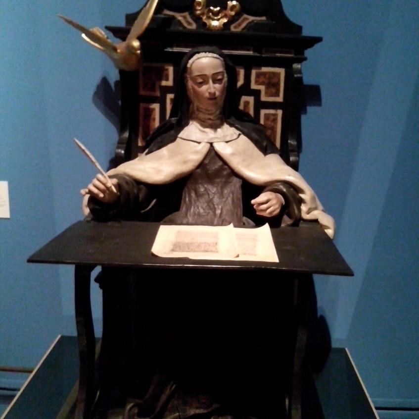 Teresa de Jesús. Exposición BNE 2015
