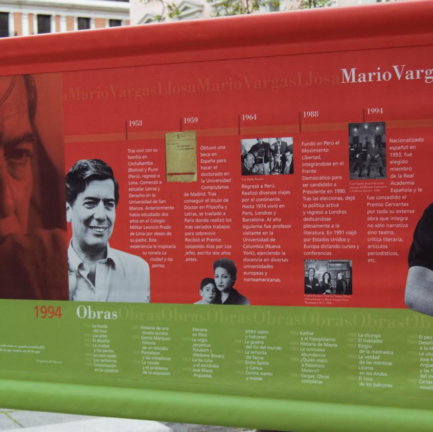 R. Mario Vargas Llosa 1994
