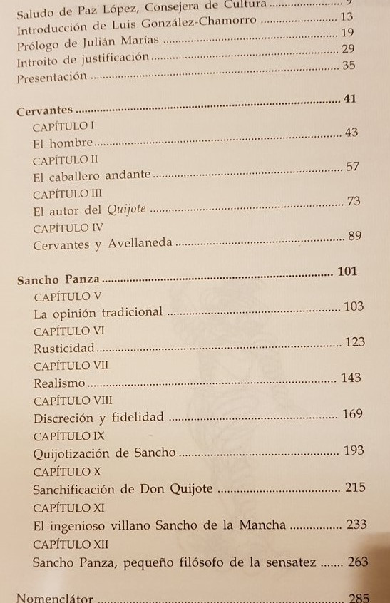 Biografía_Sancho_Índice