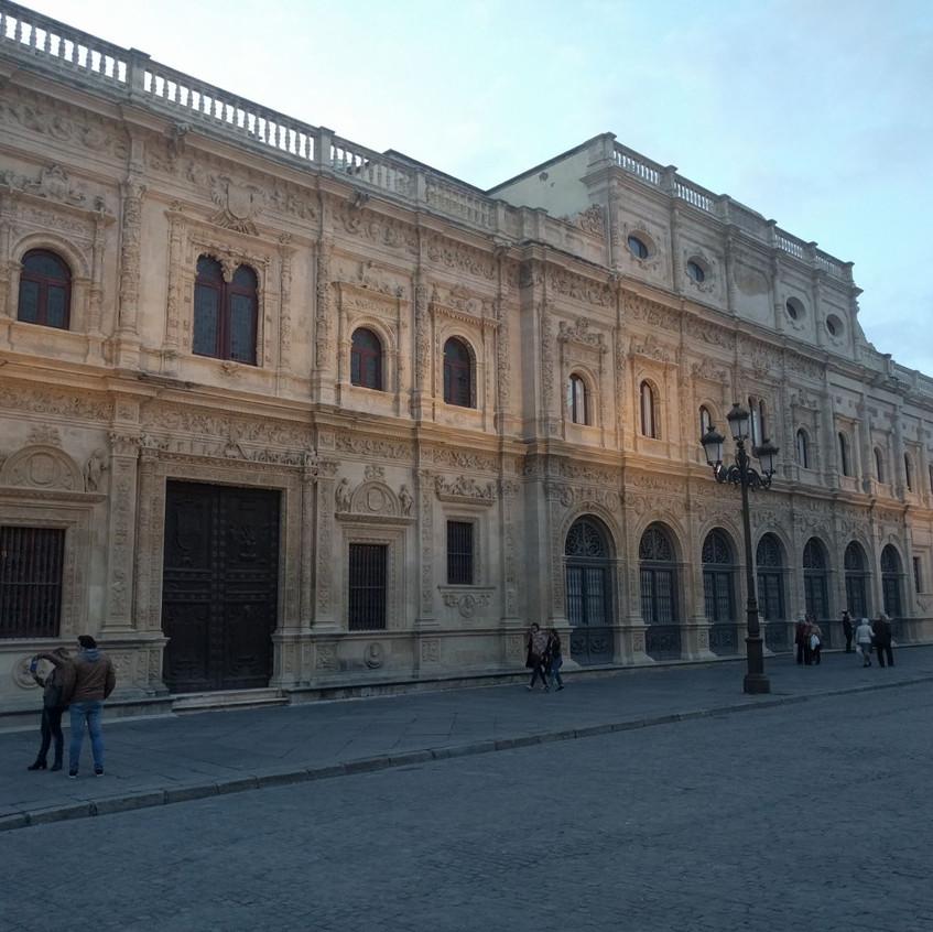 Plaza de San Francisco. Sevilla
