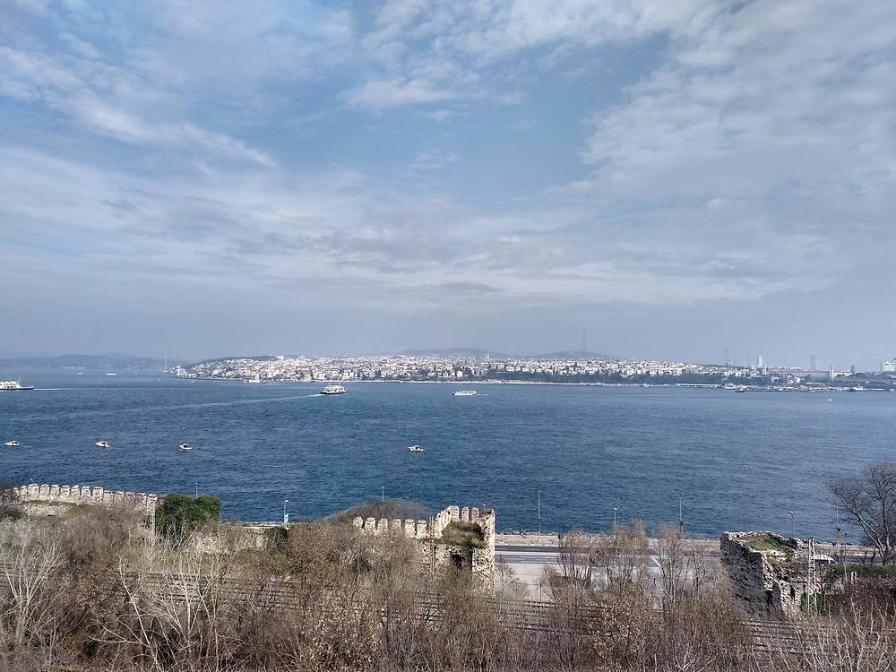 Constantinopla residencia del Gran Turco Selim II (1524-1574). Eje de la cultura mediterránea.