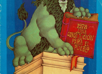 Homenaje a la Constitución Española de 1978 en el 40 aniversario de su aprobación.
