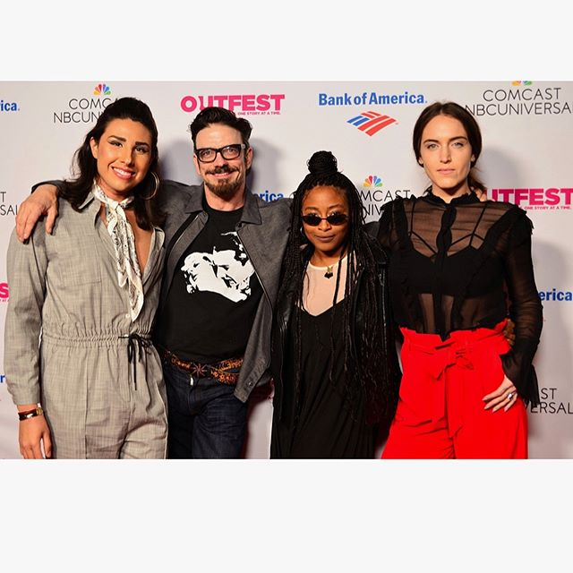 Ponyboi team at outfest fusion