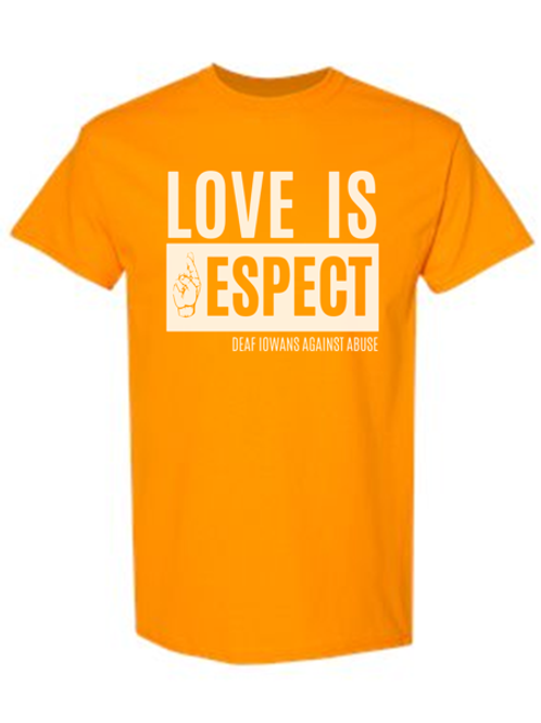 Love is Respect T-Shirt