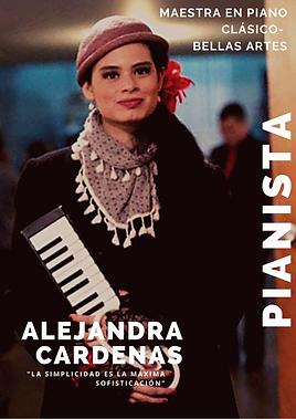 ALEJANDRA CARDENAS