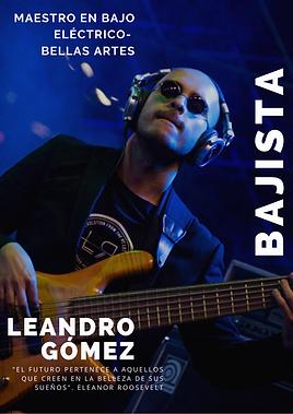 LEANDRO GOMEZ
