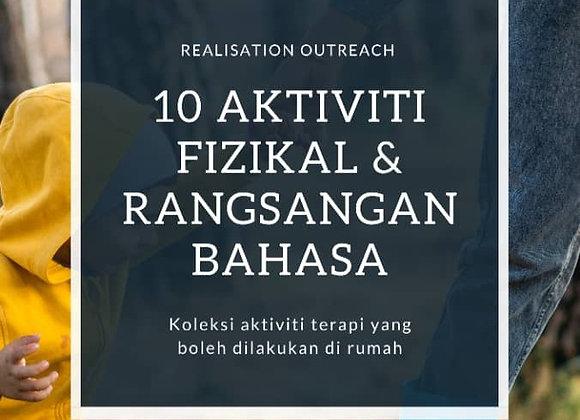 E-book: 10 Aktiviti Fizikal & Rangsangan Bahasa
