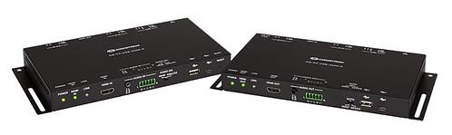 Crestron 4K HDMI® & USB over HDBaseT® Extender 2000 Kit