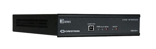 Crestron 3-Series® Control Processor Card Interface – 1 Slot