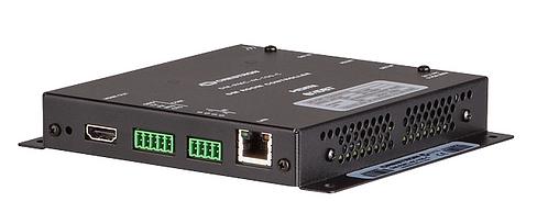 Crestron 4K DigitalMedia 8G+® Receiver & Room Controller 100