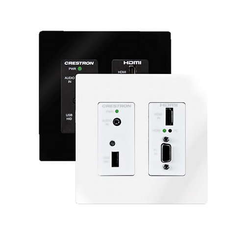 Crestron Wall Plate DigitalMedia 8G+® Transmitter 200