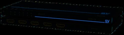 SY-UHD-S41A - 4K HDMI 4X1 SWITCHER