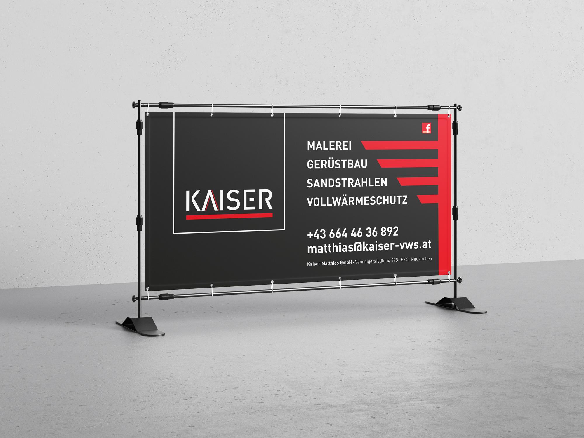 Kaiser Banner