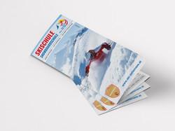 Skischule Zell am See Folder