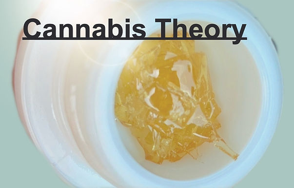 Terp Theory: Concretization of Cannabis Hash and Lingering Skeuomorphs