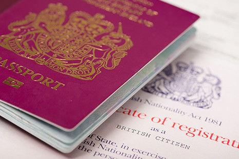 Settlement in the UK (ILR)
