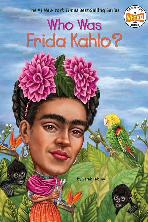 Reading Group: Who Was Frida Kahlo?